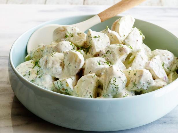 Tasty Zesty Potato Salad