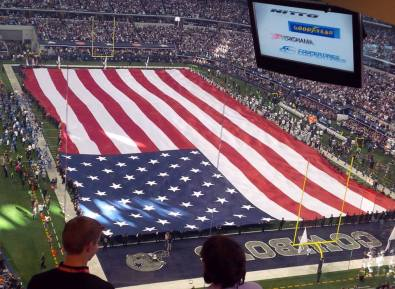 Cowboys support_USA