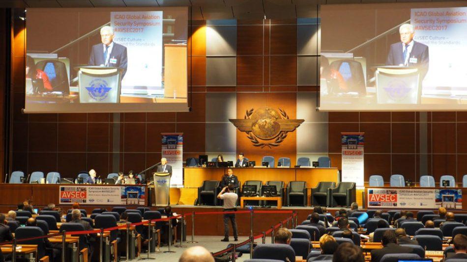 ICAO speaker
