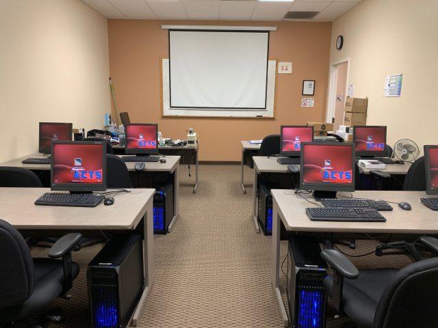 room 201, Classroom Rentals – Room 201