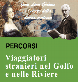 """🇫🇷 """"PERCORSI"""" – Jean Léon Gérôme e l'invito della """"divina contessa"""""""