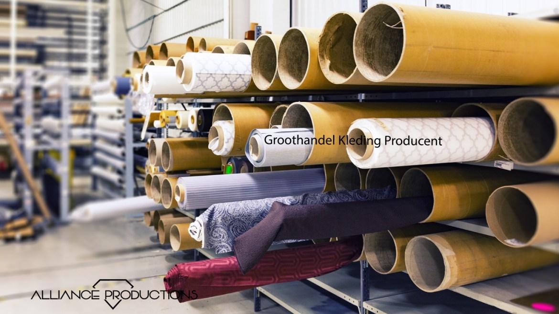 Groothandel Kledingproducent Nederland