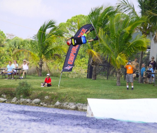 It Only Seems Fit To Kick Off The Spring Season And Third Stop On The Collegiate Cable Tour In Sunny Warm South Florida Ski Rixen Is The Oldest Cable Park