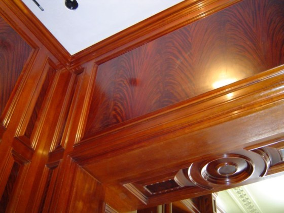 Crown Moldings and Millwork