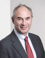 Eric Hutchinson, Directeur financier (CFO) de Spirent Communications