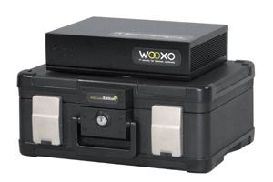 Créée en 2010 à La Ciotat, Wooxo conçoit des boîtiers associant matériels et logiciels, dédiés à la collecte et la sauvegarde professionnelles.