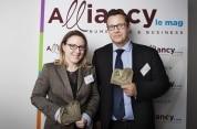 lauréats du Prix Innovation 2015 - Alliancy_lemag