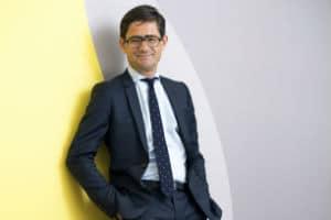 Nicolas Dufourcq, directeur général de Bpifranc
