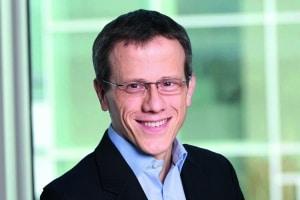 Olivier Ribet vice-Président High-Tech Industry de Dassault Systems