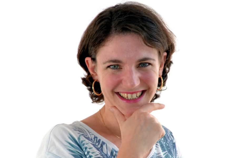 Carole Zisa-Garat, fondatrice de Telegrafik. © Telegrafik