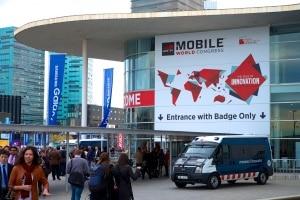 Le Mobile World Congress 2015 © Kārlis Dambrāns