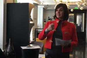 Delphine Remy-Boutang, fondatrice de JFD Connect. © Charlie Perreau