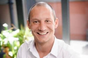 Arnaud Muller, fondateur et CEO de Saagie. © Nicolas Broquedis