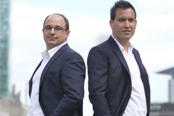 Mathieu Fargette et Loic Deo Van - Fondateurs de Bypath ©Bypath