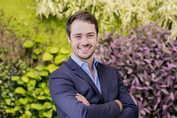 Florian Breton, fondateur de Miimosa.