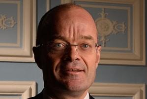 Jean-François Pruvot, Regional Director France, chez CyberArk  Daniel MIELNICZEK