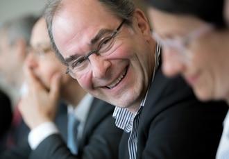 Yves Le Gélard (photo), directeur général adjoint, en charge du digital et des systèmes d'information, supervise entre 8 000 et 10 000 personnes, dont 4 000 internes.