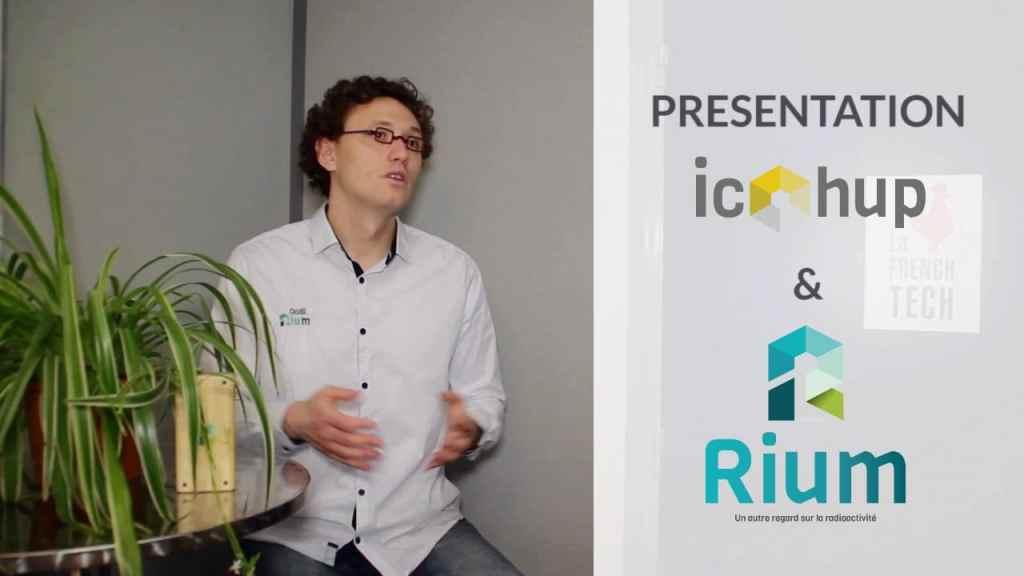 Icohup start-up