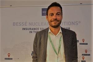 Alexandre Milochevitch et son équipe au département Nuclear Solution développent un accompagnement à l'attention des quelque 164 projets nucléaires dans le monde. ©Alliancy