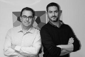 Steeve Broutin et Yann Browaeys ont réalisé trois levées de fonds depuis la création de l'application. ©Rapidle