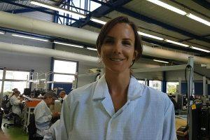 Ametra - Anne-Charlotte Fredenucci, la présidente d'Ametra, estime que la transformation digitale est une question de survie pour les ETI. ©CGM