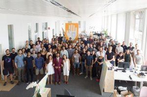 L'équipe de ProGlove est menée parThomas Kirchner (CEO) et Jonas Girardet (COO), deux des quatre cofondateurs. ©ProGlove