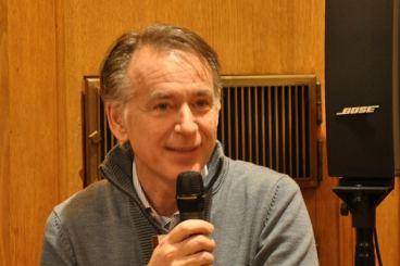 Jean-François Galloüin Professeur à Centrale Supélec et à l'Essec, spécialiste en innovation, entrepreneuriat et intrapreneuriat