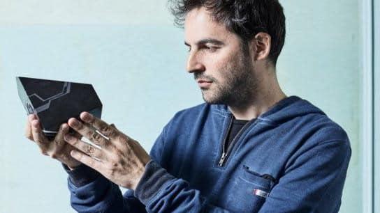 Emmanuel Freund, le fondateur de la start-up Blade (DR)