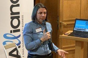 Emilie Carmagnac Head of Marketing de Fujitsu France