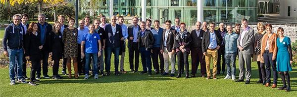 Le Meti est allé à la rencontre des ETI, championnes du digital, afin de mieux comprendre leur réussite. En novembre 2018, une quarantaine de dirigeants ont été invités à participer à un atelier de co-design, en immersion à TheCamp, un écosystème propice à l'innovation. (DR)
