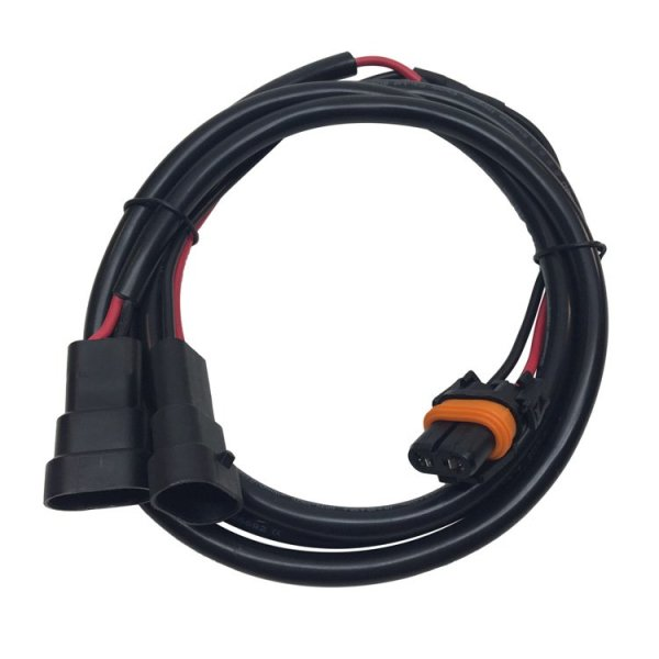 TRIGGER 14 Gauge Long Y Harness - 02