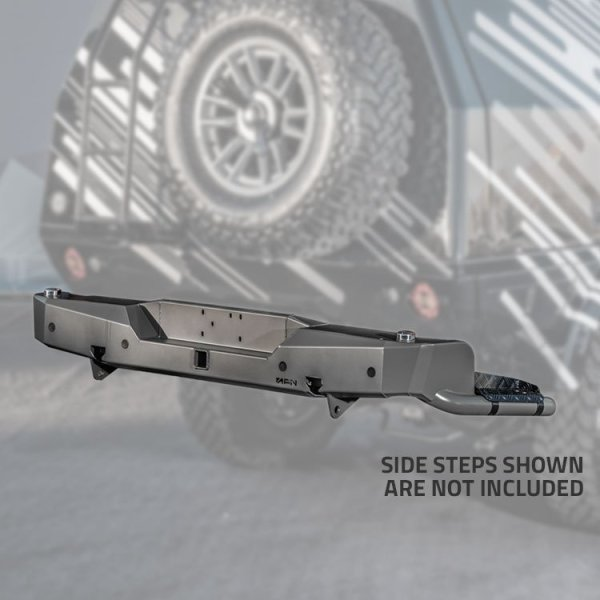 Ford Ranger Rear Bumper with Trailer Hitch | 48002521 | Exclusively from Allied Expedition