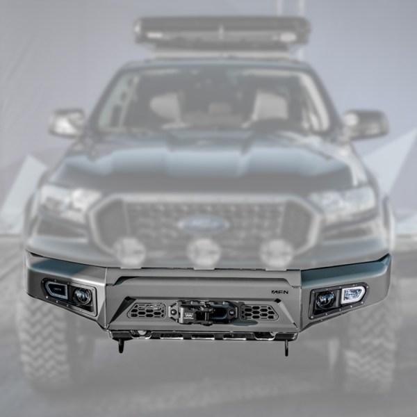 48002523 Ford Ranger Front Bumper 02a AFN