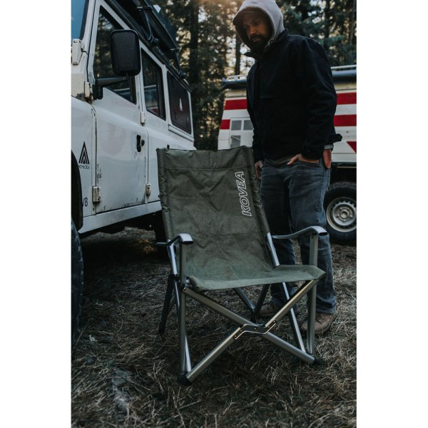 Kovea Field Luxury Chair 04 Allied Expedition