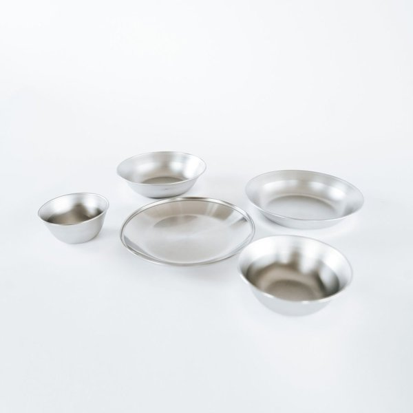 Kovea Stainless Dish Set 01 :: Allied Expedition