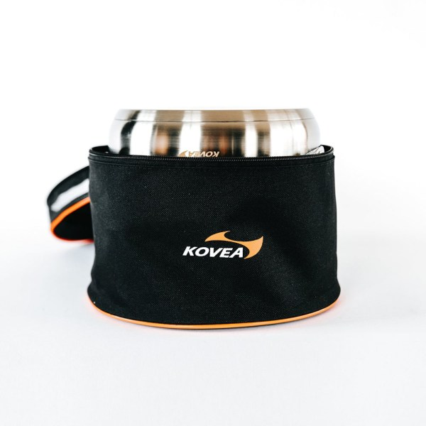 Kovea Triple Stainless Cookware 01 :: Allied Expedition