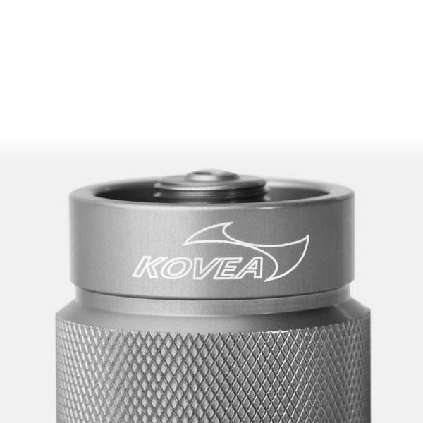 Kovea Aluminum LPG Adapter 01 :: Allied Expedition
