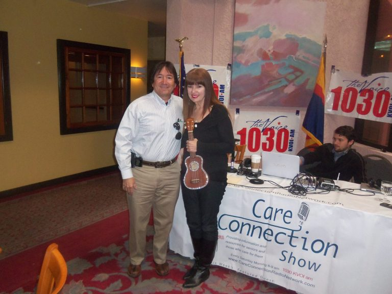 Care Connection Radio Show - May 2015