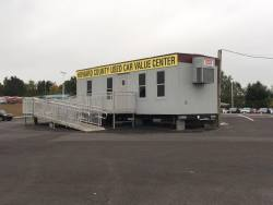 Preparing Office Trailers for Winter Storms