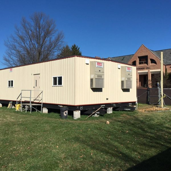 Learn how your outdoor job can benefit from an office trailer.