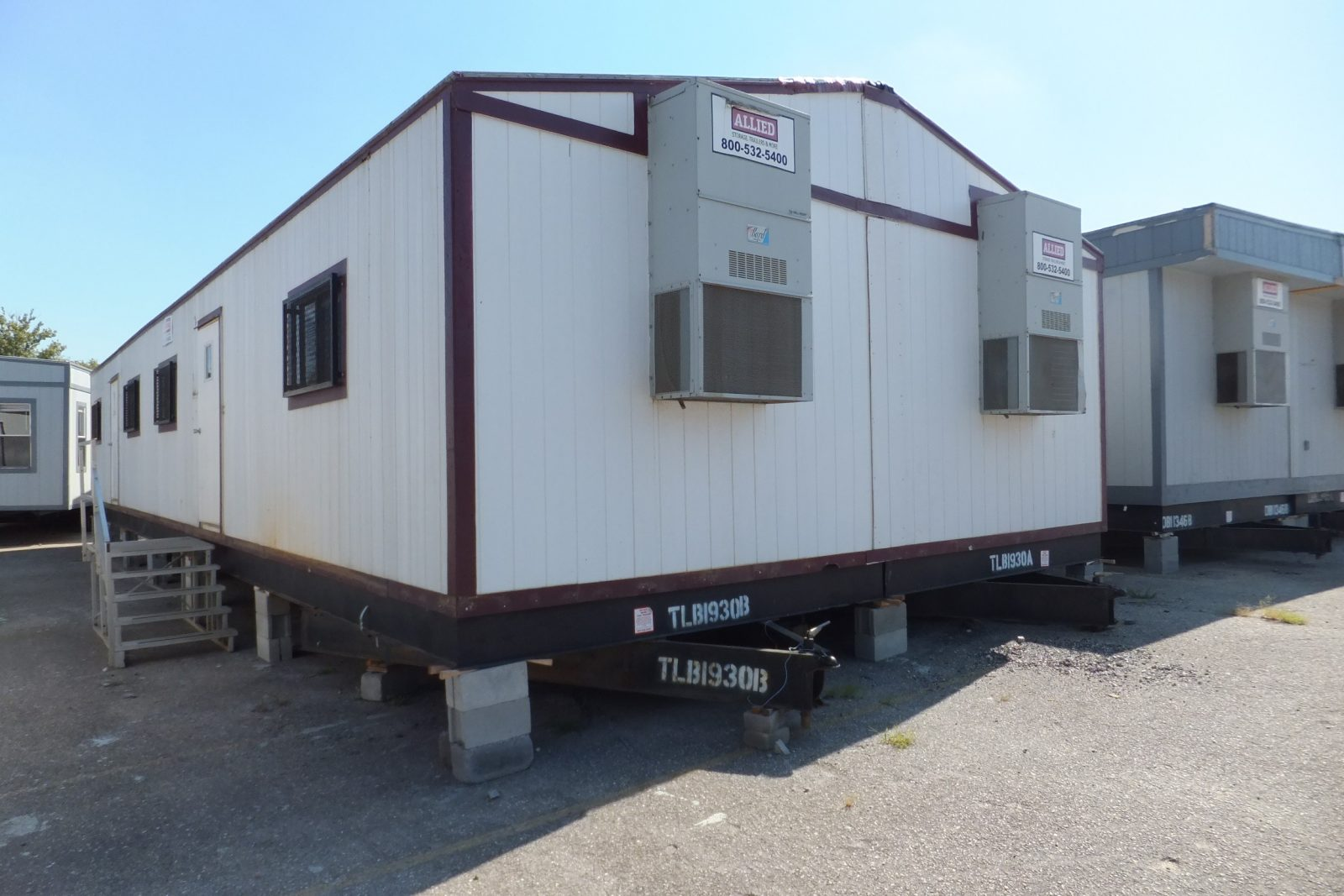 Office Trailers Sales Amp Rentals Baltimore Maryland