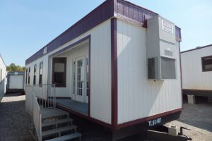 Are you in need of a sales center? Call Allied Trailers!