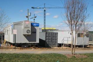 Learn about four great ways to use a mobile office trailer.