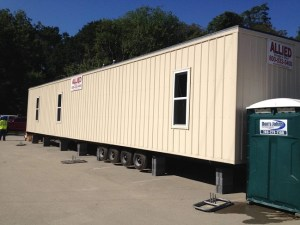 Learn how to make your mobile office trailer more eco-friendly.