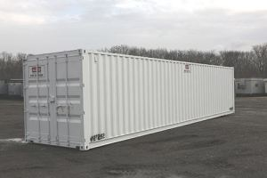 Using a Storage Container in Harsh Weather