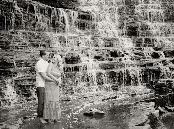 Albion-Water-Falls-Hamilton-Engagement-Photography-3