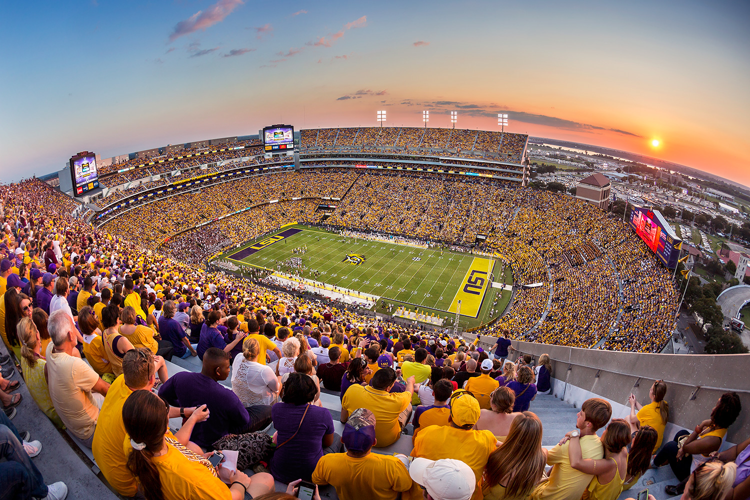 LSU0446-Tiger-Stadium-at-Sundown_TAF