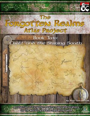 Forgotten Realms Atlas Project – Alligator Alley Entertainment