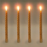 sprial candle 4