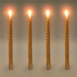 Spiral Candle